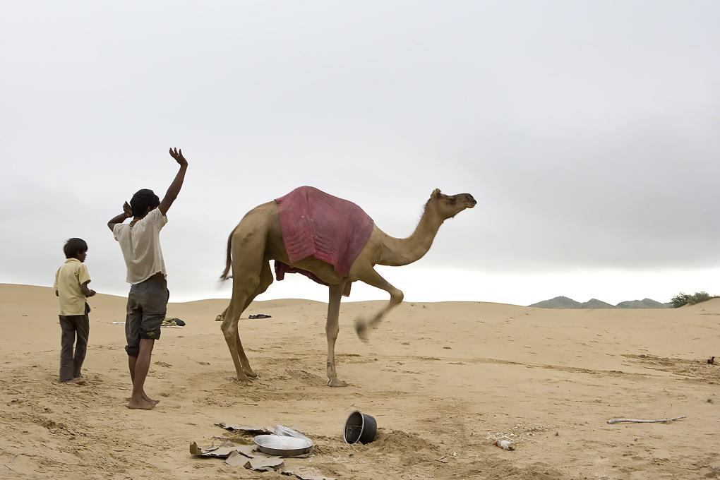 saarshot Rajastan woestijn Jailsamer