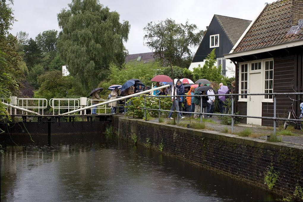 Waternet uitje boot Amsterdam